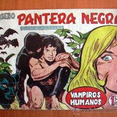Tebeos: PEQUEÑO PANTERA NEGRA Nº 147 - EDITORIAL MAGA 1960. Lote 18172848