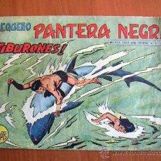Tebeos: PEQUEÑO PANTERA NEGRA Nº 208 - EDITORIAL MAGA 1960. Lote 18172866