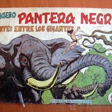 Tebeos: PEQUEÑO PANTERA NEGRA Nº 154 - EDITORIAL MAGA 1960. Lote 18173007