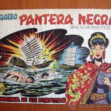 Tebeos: PEQUEÑO PANTERA NEGRA Nº 205 - EDITORIAL MAGA 1960. Lote 18173040