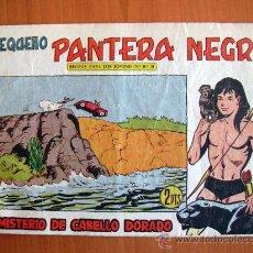 Tebeos: PEQUEÑO PANTERA NEGRA Nº 192 - EDITORIAL MAGA 1960. Lote 18173061