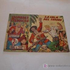 Tebeos: HOMBRES HEROICOS Nº 22 MAGA ORIGINAL. Lote 26441995