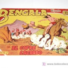 Tebeos: BENGALA II Nº 2 ORIGINAL. Lote 25700598