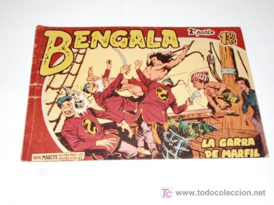 BENGALA II Nº 3 ORIGINAL (Tebeos y Comics - Maga - Bengala)