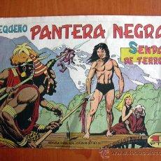 Tebeos: PEQUEÑO PANTERA NEGRA Nº 126 - EDITORIAL MAGA 1960. Lote 18274305