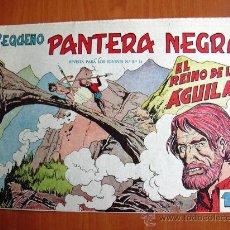 Tebeos: PEQUEÑO PANTERA NEGRA Nº 128 - EDITORIAL MAGA 1960. Lote 18274323