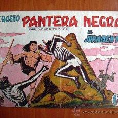 Tebeos: PEQUEÑO PANTERA NEGRA Nº 169 - EDITORIAL MAGA 1960. Lote 18274409