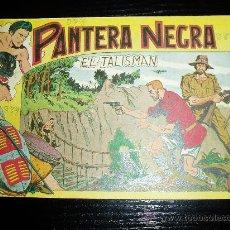 Tebeos: PANTERA NEGRA Nº 25. ORIGINAL. EDITORIAL MAGA.. Lote 18337808