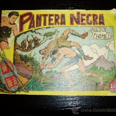 Tebeos: PANTERA NEGRA Nº 26. ORIGINAL. EDITORIAL MAGA.. Lote 18337851