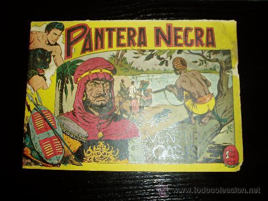 PANTERA NEGRA Nº 27. ORIGINAL. EDITORIAL MAGA. (Tebeos y Comics - Maga - Pantera Negra)