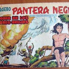 Tebeos: PEQUEÑO PANTERA NEGRA Nº 232 - EDITORIAL MAGA 1960. Lote 18413374