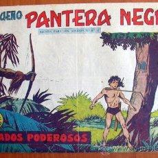 Tebeos: PEQUEÑO PANTERA NEGRA Nº 273 - EDITORIAL MAGA 1960. Lote 18413445