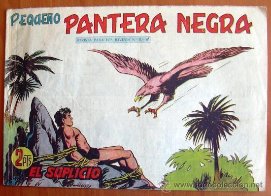 PEQUEÑO PANTERA NEGRA Nº 275 - EDITORIAL MAGA 1960 (Tebeos y Comics - Maga - Pantera Negra)