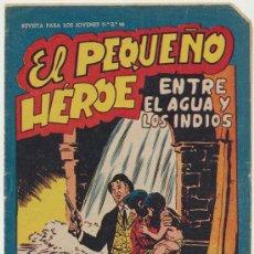 Tebeos: EL PEQUEÑO HÉROE Nº 63.. Lote 18562443