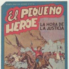 Tebeos: EL PEQUEÑO HÉROE Nº 31. SIN ABRIR. Lote 18562448