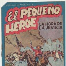 Tebeos: EL PEQUEÑO HÉROE Nº 31. SIN ABRIR. Lote 18562455
