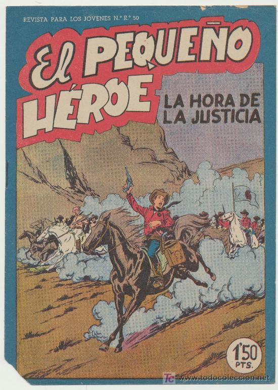 EL PEQUEÑO HÉROE Nº 31. SIN ABRIR (Tebeos y Comics - Maga - Pequeño Héroe)