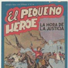 Tebeos: EL PEQUEÑO HÉROE Nº 31. SIN ABRIR. Lote 18562461
