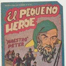 Tebeos: EL PEQUEÑO HÉROE Nº 20. SIN ABRIR. Lote 18562463