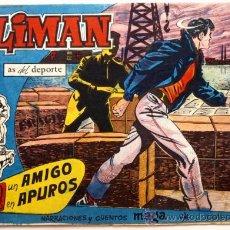 Tebeos: OLIMAN AS DEL DEPORTE Nº 12 - - UN AMIGO EN APUROS -. Lote 19246224