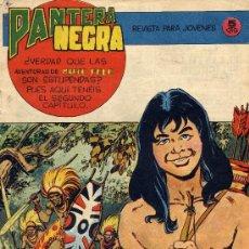 Tebeos: PANTERA NEGRA Nº47 . Lote 19306340