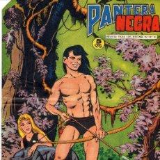 Tebeos: PANTERA NEGRA Nº55 (ORIGINAL) . Lote 19306422