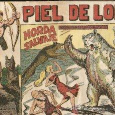 Tebeos: PIEL DE LOBO Nº 31. Lote 19456040