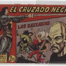 Livros de Banda Desenhada: EL CRUZADO NEGRO Nº 12. MAGA.. Lote 20211850