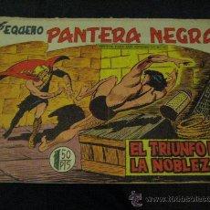 Giornalini: LOTE DE 15 CUADERNILLOS APAISADOS DEL PEQUEÑO PANTERA NEGRA, DE EDITORIAL MAGA. CADA NUMERO A 3 €. Lote 26448981