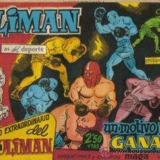 Tebeos: NUMERO EXTRAORDINARIO DEL CLUB DE OLIMAN (MAGA) ORIGINALES 1963. Lote 27247140