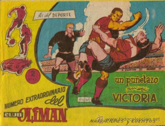 CLUB DEL OLIMAN ( MAGA-BERNABEU ) ORIGINAL 1963-1964 LOTE (Tebeos y Comics - Maga - Oliman)
