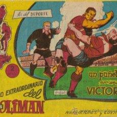 Tebeos: CLUB DEL OLIMAN ( MAGA-BERNABEU ) ORIGINAL 1963-1964 LOTE. Lote 27282662