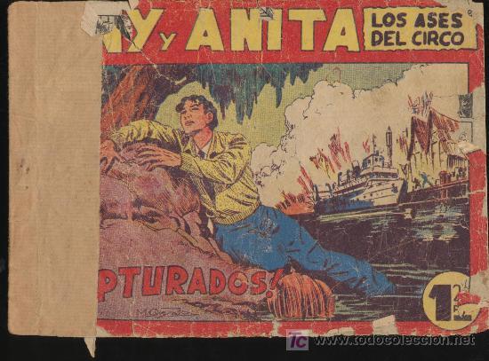 TONY Y ANITA Nº 100. (Tebeos y Comics - Maga - Tony y Anita)