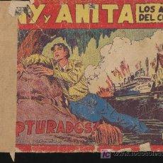 Tebeos: TONY Y ANITA Nº 100.. Lote 20421092