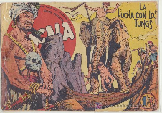 BENGALA Nº 22. (Tebeos y Comics - Maga - Bengala)