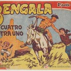Tebeos: BENGALA 2ª Nº 37.. Lote 20593024