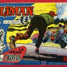 Tebeos: OLIMAN , AS DEL DEPORTE , EDITORIAL MAGA ORIGINAL , Nº 24. Lote 24802651
