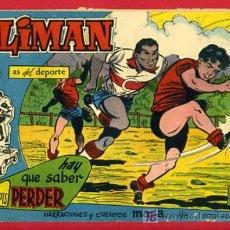Tebeos: OLIMAN , AS DEL DEPORTE , EDITORIAL MAGA ORIGINAL , Nº 31. Lote 26724417
