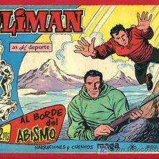 Tebeos: OLIMAN , AS DEL DEPORTE , EDITORIAL MAGA ORIGINAL , Nº 56. Lote 22569496
