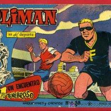 Tebeos: OLIMAN , AS DEL DEPORTE , EDITORIAL MAGA ORIGINAL , Nº 72. Lote 20591600