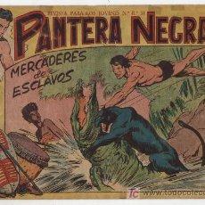 Tebeos: PANTERA NEGRA Nº 17.. Lote 20599081