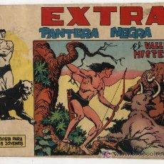 BDs: EXTRA Nº 3. PANTERA NEGRA.. Lote 20599380
