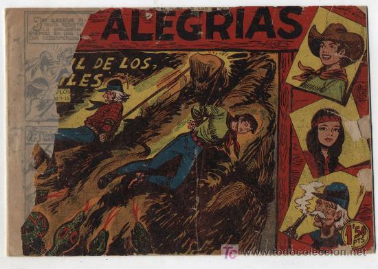 JIM ALEGRÍAS Nº 5. (Tebeos y Comics - Maga - Otros)