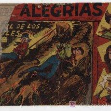 Tebeos: JIM ALEGRÍAS Nº 5.. Lote 20655134