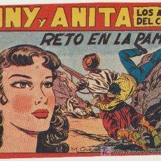 Tebeos: TONY Y ANITA Nº 91.. Lote 20769169