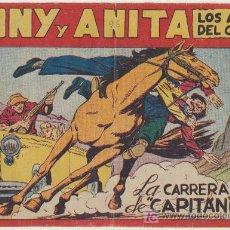 Tebeos: TONY Y ANITA Nº 96. MAGA 1951.. Lote 20773529