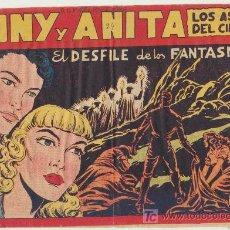 Tebeos: TONY Y ANITA Nº 94.. Lote 20773554