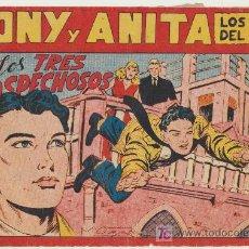 Tebeos: TONY Y ANITA Nº 89.. Lote 20773597