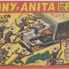 Tebeos: TONY Y ANITA Nº 146.. Lote 20773645