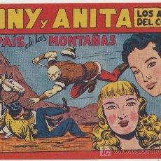 Tebeos: TONY Y ANITA Nº 72. SIN ABRIR. Lote 20773739